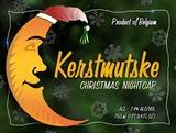 Slaapmutske Kerstmutske Beer