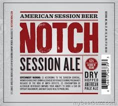 Notch Session Ale beer Label Full Size