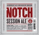 Notch Session Ale beer