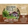 Wisconsin Dells Hazelnut House beer Label Full Size