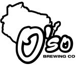 O'so Bourbon Barrel Night Train with Blackberries beer