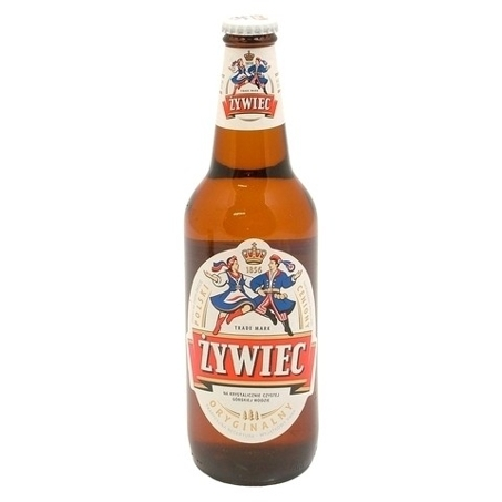Zywiec beer Label Full Size