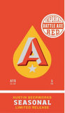 Austin Beerworks Battle Axe Beer