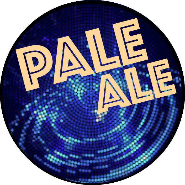 Four Mile Pale Ale beer Label Full Size