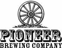 Pioneer The New Frontier beer Label Full Size