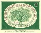 Anchor Christmas Ale 2014 beer