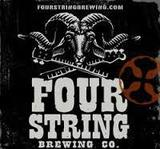 Four String Vanilla Porter beer