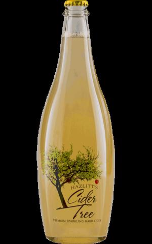 Hazlitt Cider Tree beer Label Full Size