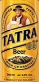 Zywiec Tatra beer