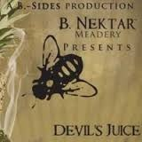 B. Nektar Devils Juice beer Label Full Size