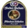 Paulaner Hacker Pschorr Munchner Kellarbier beer