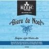 Relic Biere De Noel Beer