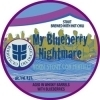 Birrificio del Ducato My Blueberry Nightmare Batch 3 beer