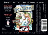 SweetWater Happy Ending 2013 beer