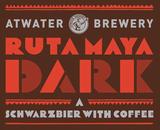 Atwater Ruta Maya Dark beer