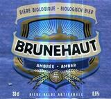 Brunehaut Ambree Beer