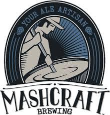 Mashcraft Lil Bit beer Label Full Size