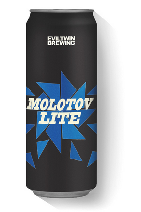 Evil Twin Molotov Cocktail Lite Beer