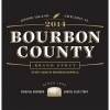 Goose Island Bourbon County Brand Stout 2014 Beer
