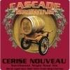 Cascade Cerise Nouveau beer