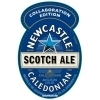 Newcastle Caledonian Scotch Ale beer