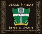 Long Ireland Black FrIday Stout 2014 beer