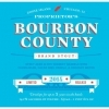 Goose Island Proprietor's Bourbon County Stout 2014 beer Label Full Size
