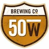 Fifty West Doom Pedal beer Label Full Size