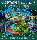 Captain Lawrence Freshchester Beer