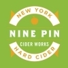 Nine Pin Hard Cider beer