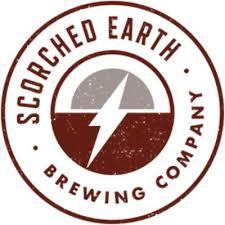 Scorched Earth Hickster beer Label Full Size