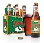 Saranac Irish Red Ale beer