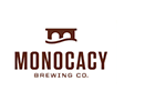 Monocacy Brewtus on Salted Caramel beer Label Full Size