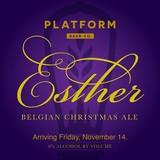Platform Esther beer