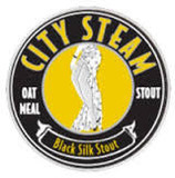 City Steam Black Silk Stout beer