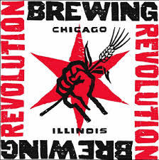 Revolution Cross Of Gold beer Label Full Size