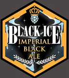 D9 Black Ice Imperial Black Ale beer