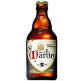 Abbaye Saint Martin Organic Blonde Ale beer