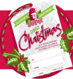 Sly Fox Christmas Ale 2014 beer