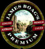 James Boag's Lager Beer