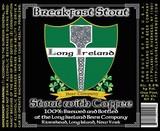 Long Ireland Breakfast Stout beer