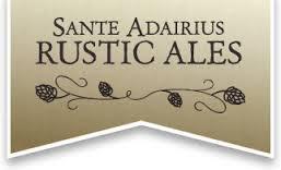 Sante Adarius Luxury of Youth beer Label Full Size