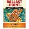 Ballast Point Lemon Sculpin IPA beer