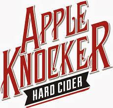 Appleknocker Bad Apple Hard Cider beer Label Full Size