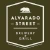 Alvarado Street Alta California Pale Ale beer Label Full Size
