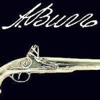 Aaron Burr Homestead Neversink Highlands beer Label Full Size