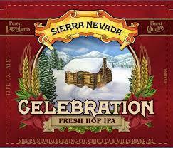 Sierra Nevada Celebration IPA Beer