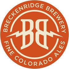 Breckenridge Hoppy Amber Ale beer Label Full Size