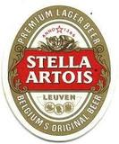 Stella Artois Gift Set w/ 2 glasses beer