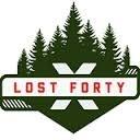 Lost Forty Bare Bones Pilsner beer